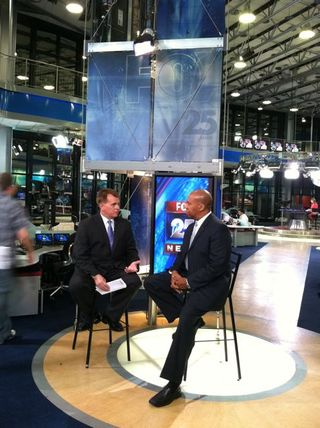 Todd McGhee is interviewed by Gene Lavanchy at Fox 25 Boston on Terror Suspect from Ashland, MA_2