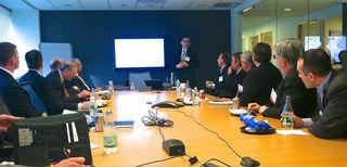 Michael Dolega, Senior Economist, TD Bank Group briefs NECBC on US, NE, Canada Economy
