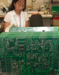 Mass Design, printed circuit board fabrication, www.pirozzolo.com ©2014