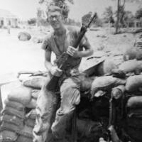 Michael Morris Escape from Saigon Dick Pirozzoloi