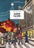 Saigon Calling Cover for Escape from Saigon Blog