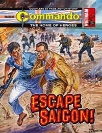 Escape Saigon for Pirozzolo Blog